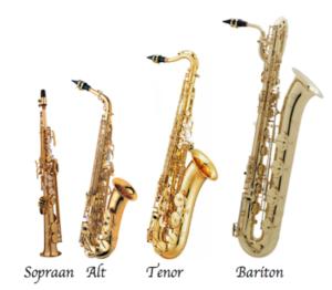 instr-saxofoons