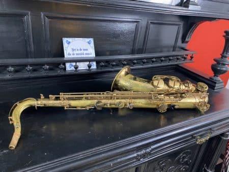 Selmer tenorsaxofoon mark 7