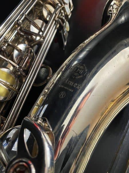 selmer mark 7 tenor zilver