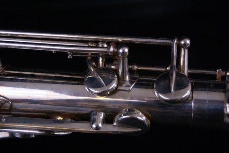 Selmer tenor Mark 7 Zilver