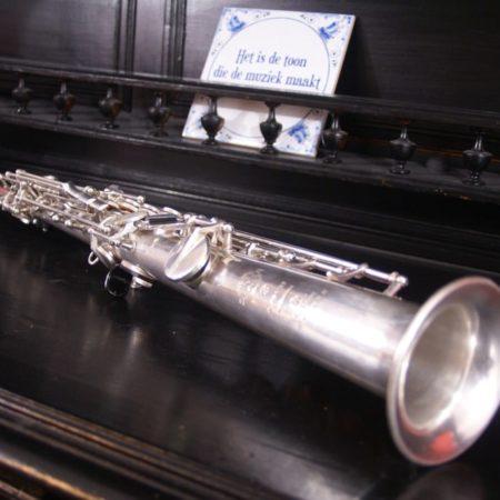 Selmer sopraan saxofoon serie 2