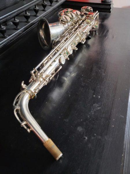 selmer Mark 7 altsaxofoon
